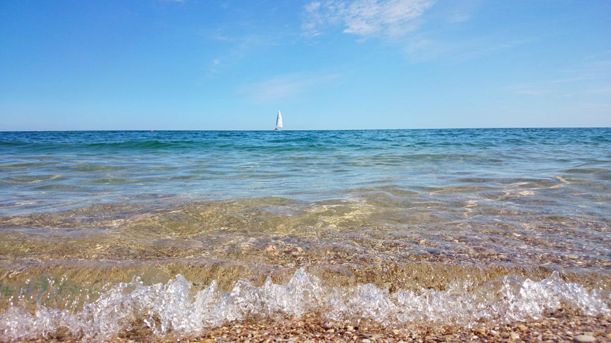 La riviera del conero le attivit il territorio for Hotel meuble la spiaggiola numana