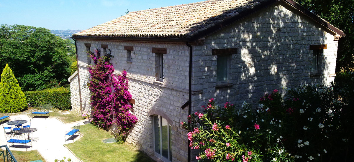 Hotel Sirolo Relais matrimoniali bed & breakfast